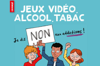 Non aux addictions